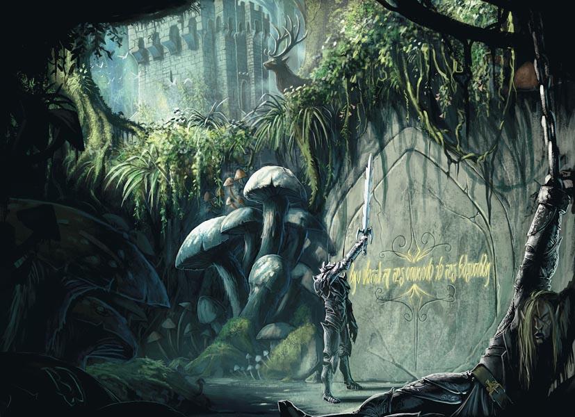 Moon Door & Moon Door   Stygian Crypts and Shining Heroes   Obsidian Portal